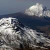 Tranquilo el Volcan Popocateptl