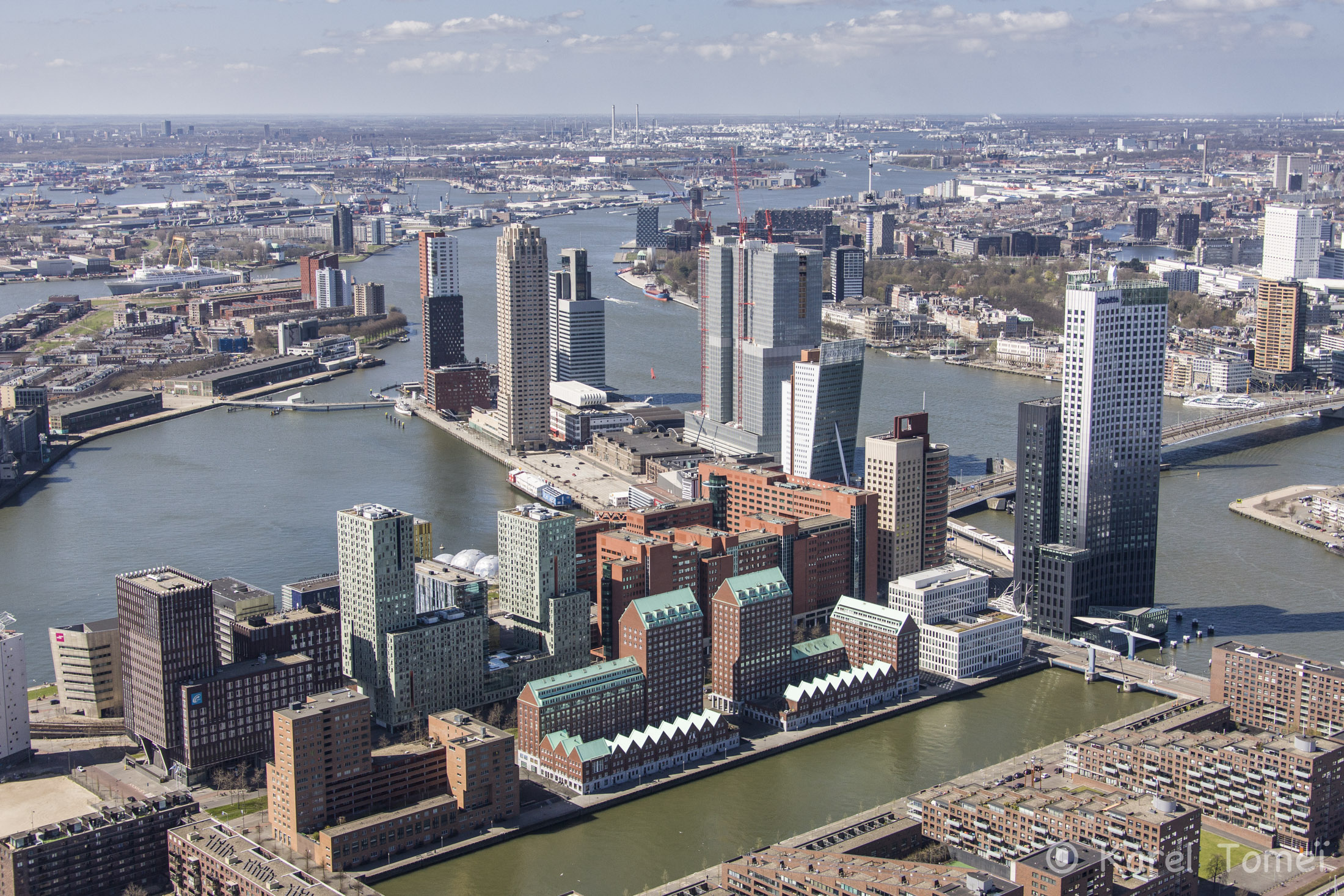 geography kop van zuid rotterdam Doucet, b and doucet, m streetcars and the changing geography of toronto   visions in rotterdam's kop van zuid and the glasgow harbour megaprojects,'.