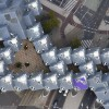 Rotterdam Art-impressie kubuswoningen Piet Blom.