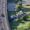 Brienenoord brug -Bovenstraat, IJsselmonde, Rotterdam Zuid, ZH, opn 20-08-2014