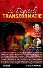 Cover plat voorzijde De Digitale Transformatie