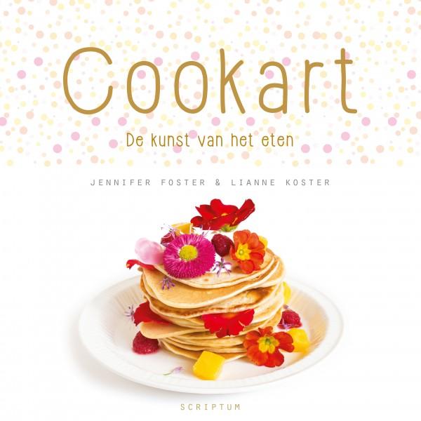 cookart kunst van het eten cover