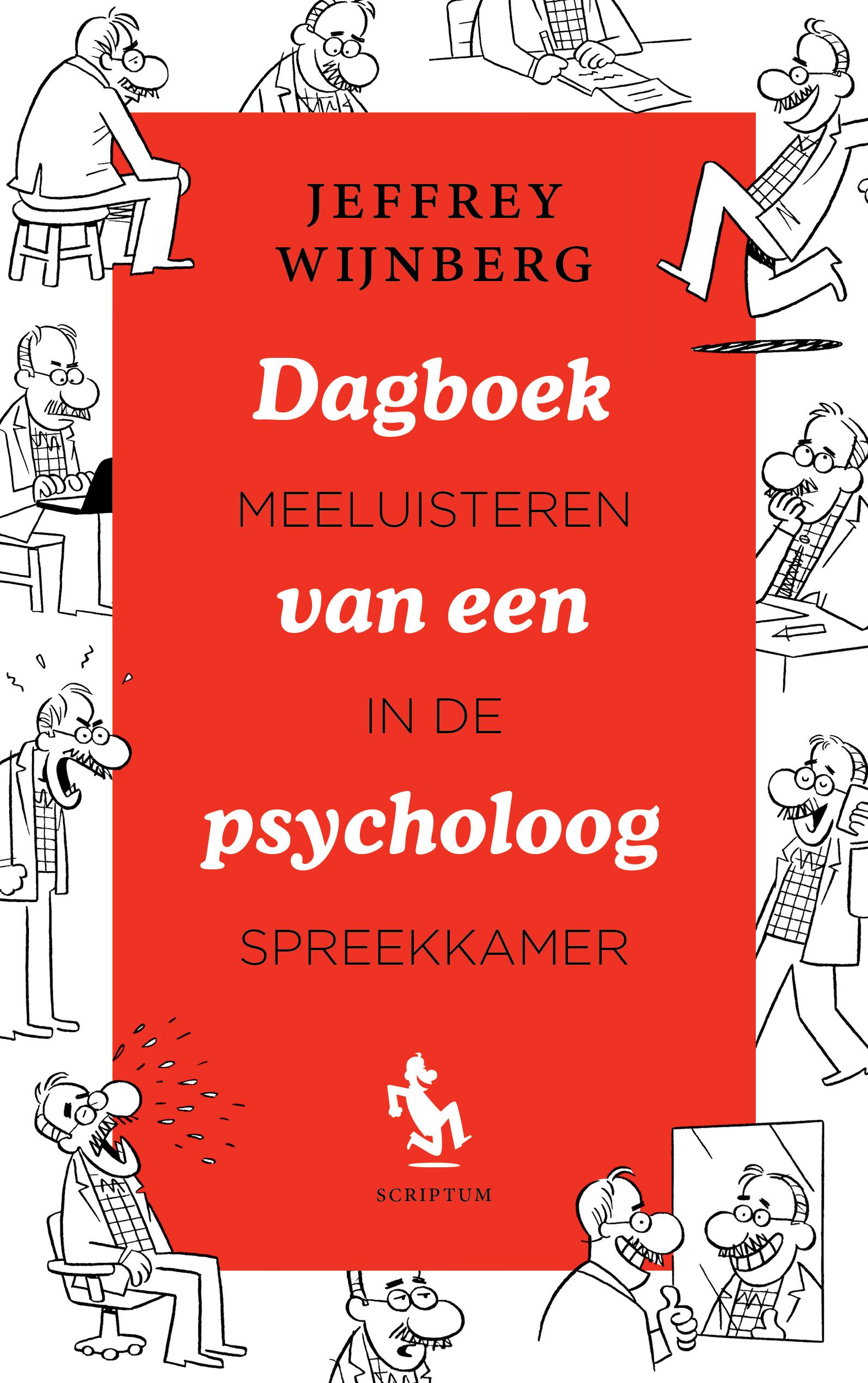 cover dagboek van een psycholoog
