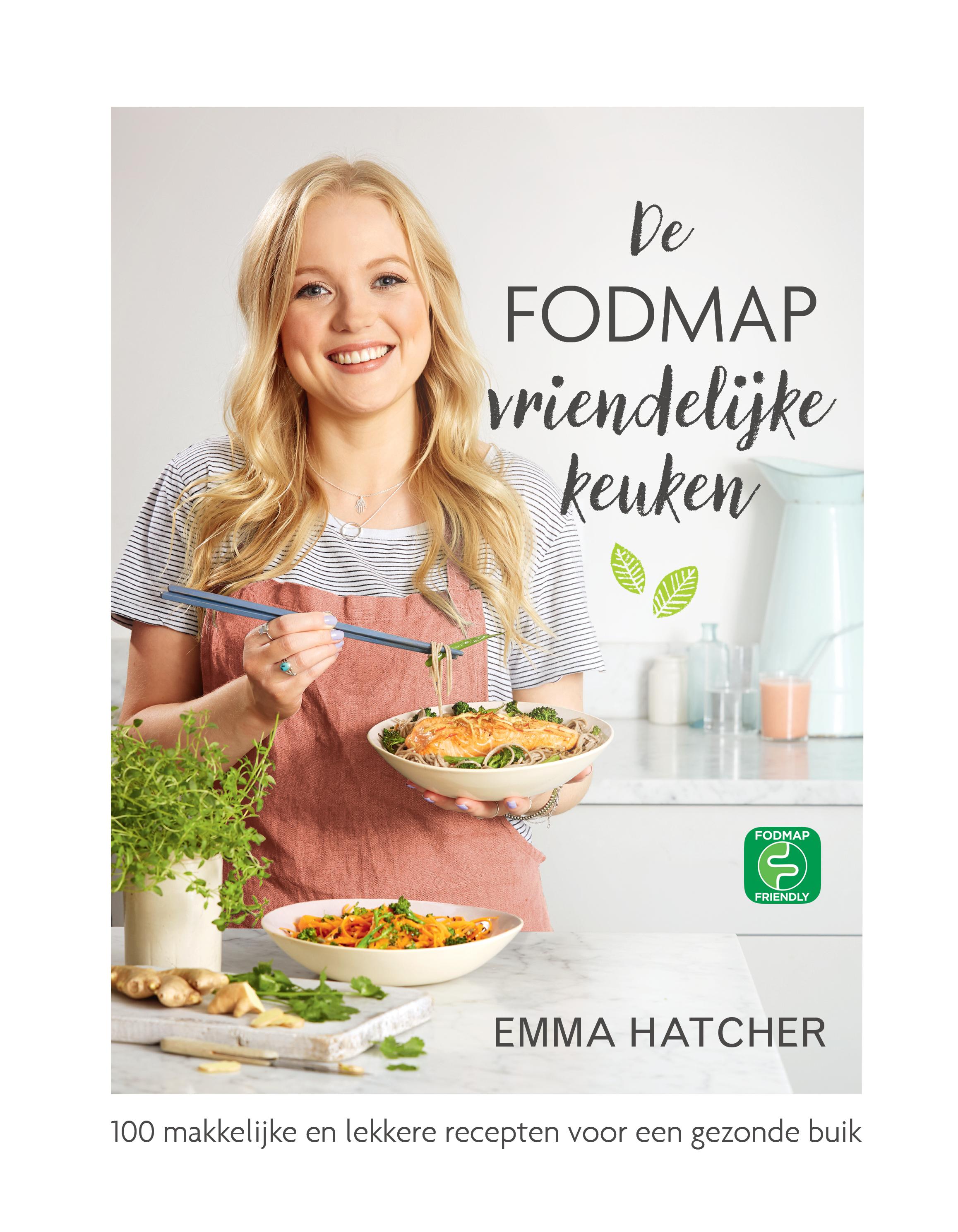 cover Fodmap vriendelijke keuken van Emma Hatcher
