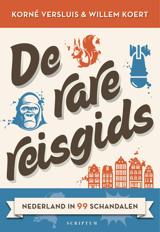 cover De rare reisgids