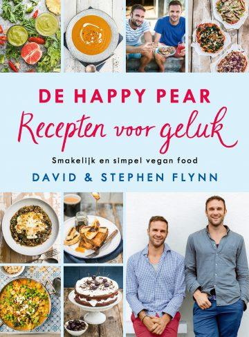 Cover Happy Pear Vegan Recepten voor geluk