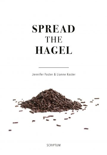 cover spread the hagel the chocolate sprinkles book