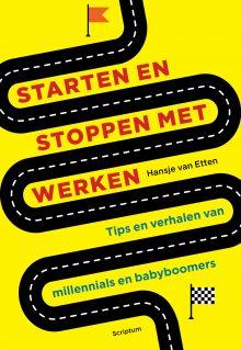cover Starten en stoppen met werken Hansje van Etten